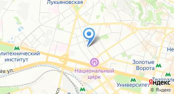 СК Форте лайф на карте