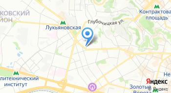 Компания Легис-консалтинг на карте