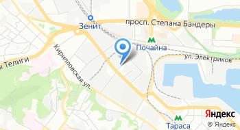 Автостудия Vit-Avto на карте