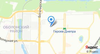 Стаил Эквиптайм на карте