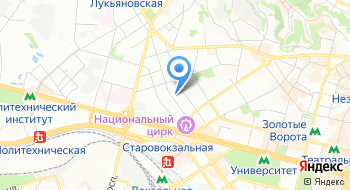 Детективное агентство Битт на карте