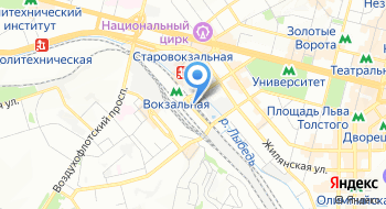 ТЦ Полесье на карте