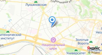 Интернет-магазин SilverКiss на карте