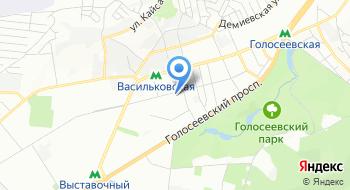Компания Автокомплектация на карте