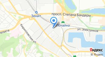 Интернет ЗооМагазин Шиншилка на карте