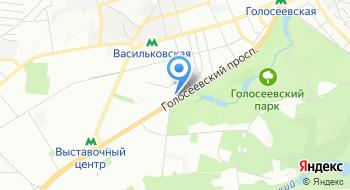 Отделение почтовой связи №127 на карте