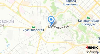 Интернет-магазин Ведмежатко на карте