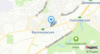 Компания Ваюр на карте