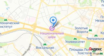ГП Государственная цирковая компания Украины на карте