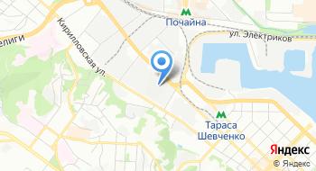 КиевСпецШтамп на карте