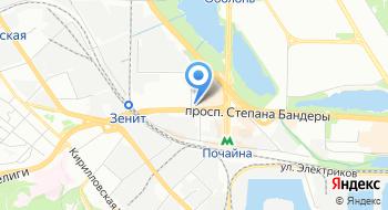 Коворкинг Сад Петровка на карте