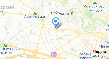 Мой город Киев на карте
