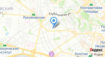 Компания D-знак на карте