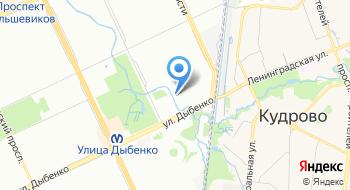 Консультационная фирма Аудит-Эксперт на карте