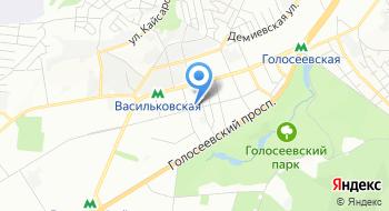 Киевский кооперативный институт бизнеса и права на карте