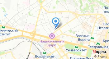 Киевский городской психоневрологический диспансер №1 Шевченковского района на карте
