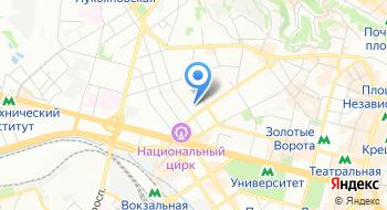 Компания Tickets.ua на карте