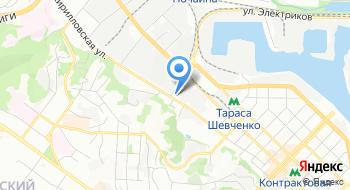 Минэнерго Украины ГП НЭК Укрэнерго ОП Госэнергонадзор Инспекция Госэнергонадзора в Центральном регионе на карте