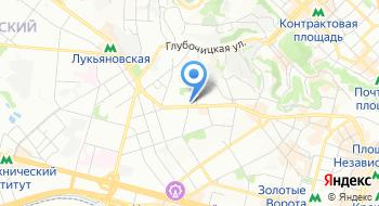 Компания ФКМ на карте