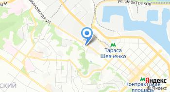 Компания Иберус-Киев на карте