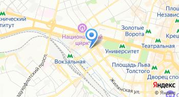 Цирк Kobzov, главный офис на карте
