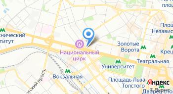 Фирма D.A.S. на карте