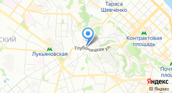 Центр услуг ЛВС на карте