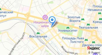 Интернет-магазин Avtogarderob. com.ua на карте