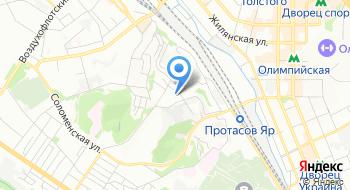 Киевское городское клиническое бюро судебно-медицинской экспертизы на карте
