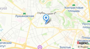 Косметологическая клиника Edit на карте