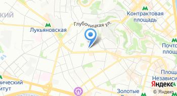 Кундалини йога Киев на карте