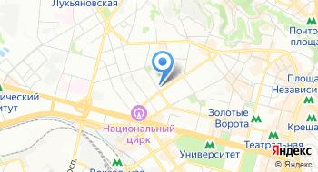 Укрпромекс на карте