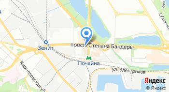 Официальное представительство в Украине Obial на карте