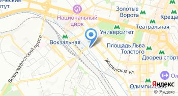 Детективное агентство Частный детектив Киев на карте