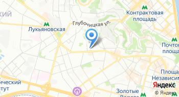 Адвокатская компания Кравец и партнеры на карте