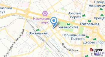 Z-hostel на карте