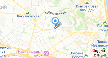 Net-work на карте
