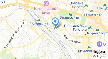 Славянские Обои, ТОВ Волл-Декор на карте