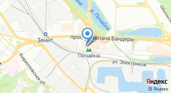 Центр гидроизоляции и кровли на карте