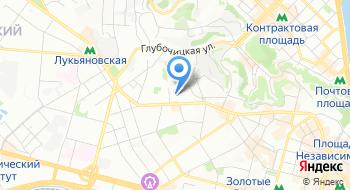 Аудиторская компания Аксенова и партнеры на карте