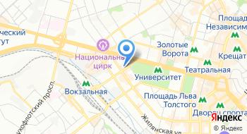 Салон оптики Люксоптика на карте