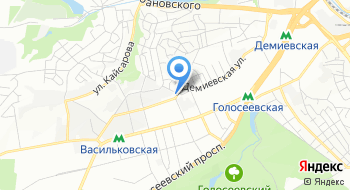 ТК Экспресмаркетинг на карте