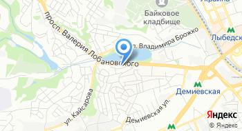 Автосервис Inter Cold на карте