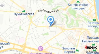 Кофейня Силижаночка на карте