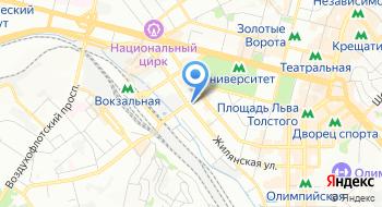 Частный нотариус Пашинская В.В. на карте