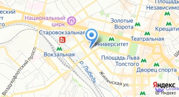 Репетиционная база Checkpoint на карте