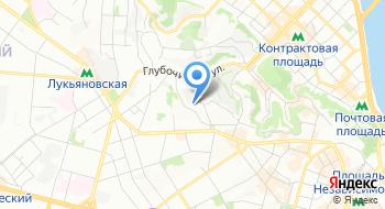 Киевское коммунальное объединение зеленого строительства и эксплуатации зеленых насаждений города Киевзеленстрой на карте