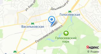 Компания Vip-Service на карте