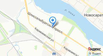 СПб Мангалы на карте