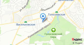 Компания Стек на карте